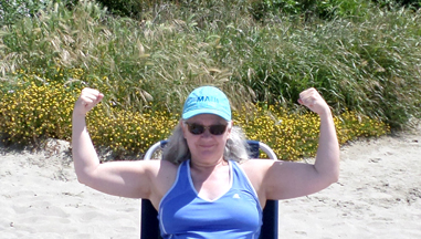 Strength with Cindy Mackenzie Marin County Personal Trainer
