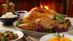 Thanksgiving Strategy Healthy Eating