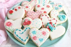 Valentine's Day Sugar Challenge